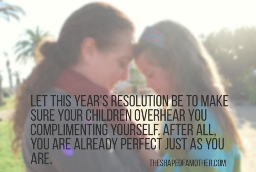 resolution-to-comliment-yourself